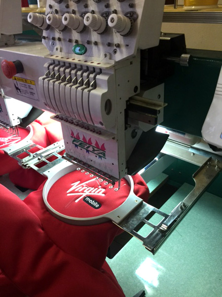 Embroidery Service Johannesburg
